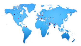 ESC Webinar Attendees Map - Engineering Safety Consultants