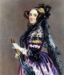 Ada Lovelace portrait - Engineering Safety Consultants