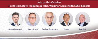 ESC October 2020 Training Dates