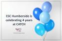 ESC CATCH office celebrates