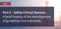 ESC-Blog-Safety-Critical-Systems-A brief history of the development of guidelines and standards-–-Part-2